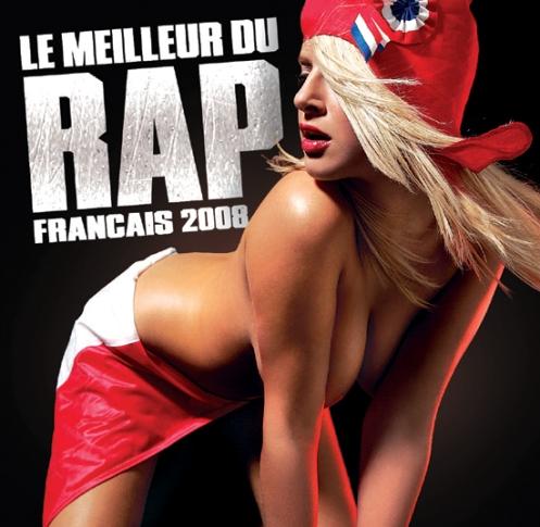 Affiche rap français 2008