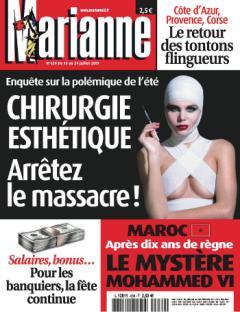Chirurgie esthétique : Arrêtez le massacre